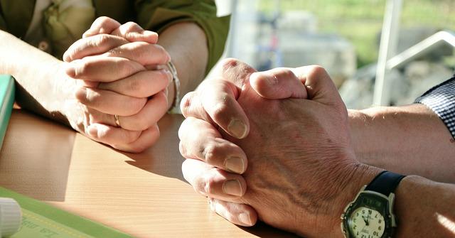 prayer and leadership